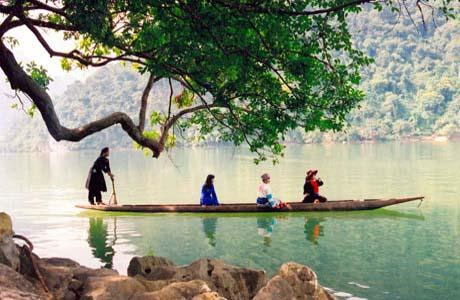 Hồ Ba Bể có thể biến mất sau vài chục năm