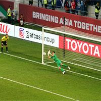Hóa giải căng thẳng của cầu thủ trước cú đá penalty