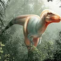 Hóa thạch tiết lộ họ hàng của khủng long bạo chúa