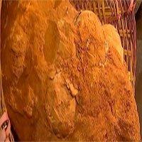 Hóa thạch trứng khủng long 70 triệu năm ở Trung Quốc