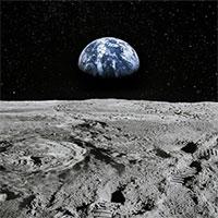 Hơn 100.000 miệng núi lửa Mặt trăng mới được xác định