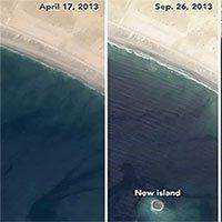 Hòn đảo bị đại dương