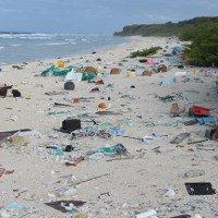 Hòn đảo hoang ô nhiễm nhất thế giới