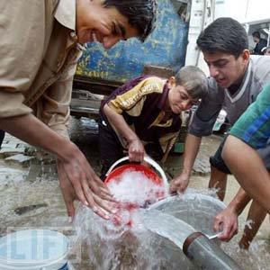 Hơn một tỷ người thiếu nước sạch vào năm 2050