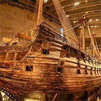 Hợp chất đặc biệt có thể cứu xác tàu 400 năm khỏi mục ruỗng