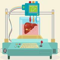 In sinh học 3D, cuộc cách mạng ngành dược phẩm