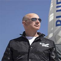 Jeff Bezos đang làm