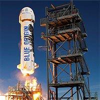 Jeff Bezos tham vọng mở dịch vụ chuyển phát không gian giữa Mặt trăng và Trái đất
