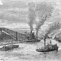 Kênh đào Suez có nguồn gốc từ thời Ai Cập cổ đại