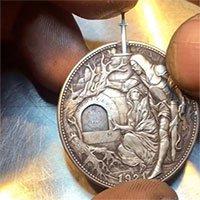 Kết cấu bí mật của đồng xu 1 USD