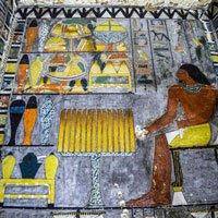 Khai quật 2 lăng mộ Ai Cập kỳ lạ nhất lịch sử: sau 4000 năm mà nước sơn vẫn còn như mới