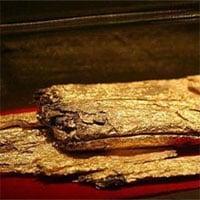 Khai quật 5,5kg vàng trong lăng mộ, nửa năm sau vàng hụt đi 1kg: Chuyện gì đã xảy ra?