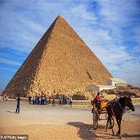 Khai quật con đường 4.500 tuổi tại Ai Cập - Quá trình xây dựng Đại kim tự tháp đã được hóa giải?