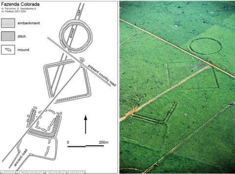 Khai quật nền văn minh bị 'chôn vùi' ở Amazon