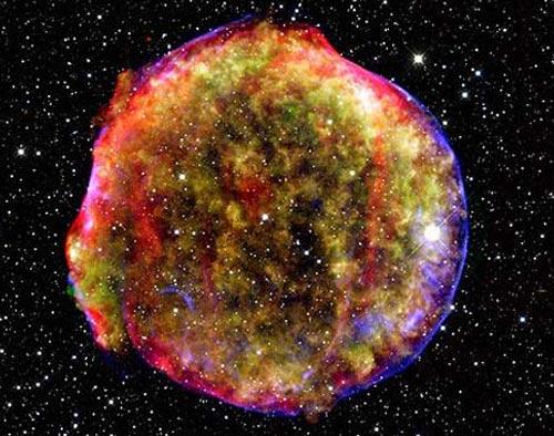 Khám phá bên trong ngôi sao
