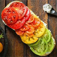 Khám phá bí mật dinh dưỡng trong màu sắc của quả cà chua