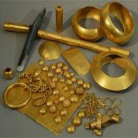 Khám phá bí mật từ kho vàng ở Bulgaria