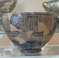 Khám phá mới về khu mộ chôn chiếc cốc liên quan đến nữ thần sắc đẹp và tình yêu