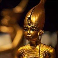 Khám phá nơi chứa kho báu của pharaoh Tutankhamun