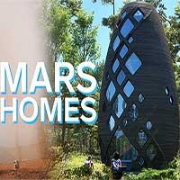 Khám phá thiết kế nhà ở trên sao Hỏa được NASA thưởng 500.000 USD