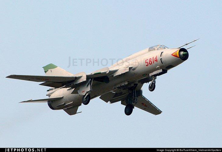 Khám phá tính năng máy bay Su-22 rơi gần đảo Phú Quý