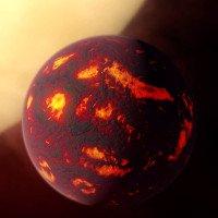 Khí quyển trên hành tinh kim cương