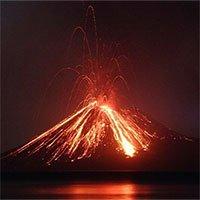 Khí thải của nhân loại nhiều gấp 100 lần phun trào của núi lửa