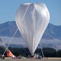 Khinh khí cầu siêu áp suất của NASA thu thập dữ liệu gần Trái Đất