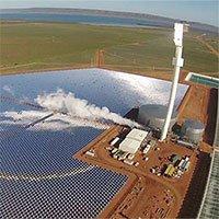 """""""Khó tin"""" trang trại dùng mặt trời và nước biển tạo ra 17.000 tấn cà chua mỗi năm"""