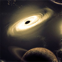 Khoa học cảnh báo hố đen siêu khổng lồ có thể
