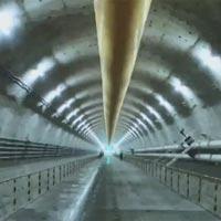 Khoan thành công đường hầm đầu tiên vượt sông Hoàng Hà
