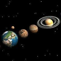 Khoảng cách từ Trái Đất đến các thiên thể trong hệ Mặt Trời