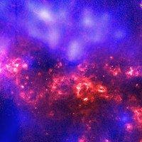 Khoảng tối bí ẩn đẩy dải Ngân hà với tốc độ 2 triệu km/h