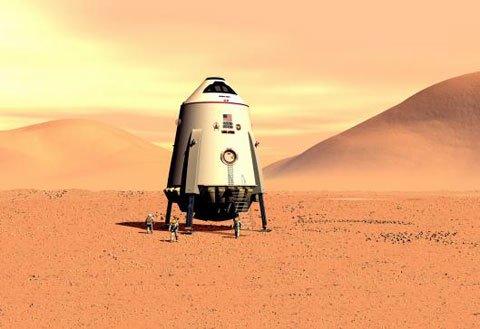 Khởi động chuyến bay thử nghiệm lên Sao Hỏa