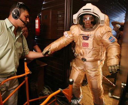 Khởi hành chuyến bay ảo lên sao Hỏa