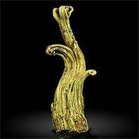 Khối vàng tự nhiên kỳ lạ nhất thế giới, giá trị đến mức không thể tính nổi