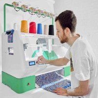 Không cần dệt, áo len sắp được in nhờ công nghệ 3D