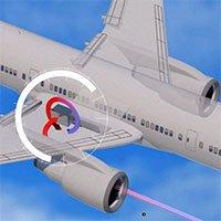Không khí trên máy bay được xử lý như thế nào?