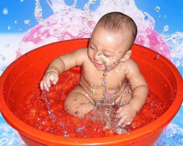 Không tắm nhiều vào mùa đông để tránh mẩn ngứa