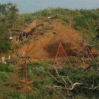 Khu định cư 10.500 tuổi chôn vùi dưới cánh rừng Mỹ