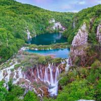 Khung cảnh đẹp ngỡ ngàng của vườn quốc gia Plitvice, Croatia