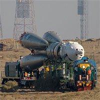 Khung cảnh kỳ vĩ khi tàu vũ trụ Nga được phóng lên ISS
