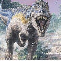 Khủng long bạo chúa T-rex cũng biết