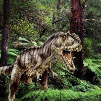 Khủng long bạo chúa T-rex và Giganotosaurus, con nào sẽ thắng?