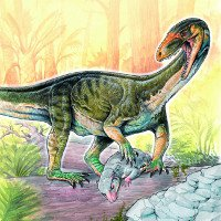 Khủng long có chung tổ tiên với cá sấu