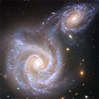 Kinh hoàng thiên hà