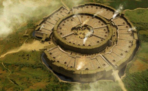 Kinh ngạc với Arkaim, stonehenge huyền bí của nước Nga
