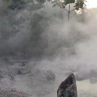 Kỳ lạ dòng sông nước sôi huyền bí giữa rừng Amazon