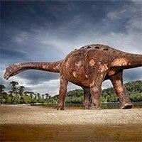 Ký sinh trùng cổ đại biến khủng long thành xác sống