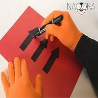 Làm thế nào để đổi chiều mũi tên vẽ trên giấy?